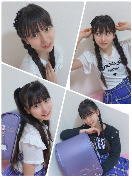SKEの美少女・林美澪ちゃんがランドセル姿を披露したよ YouTube動画>2本 ->画像>57枚