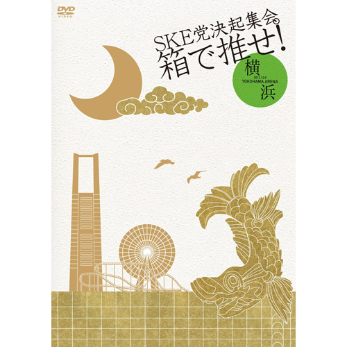SKE党決起集会。「箱で推せ!」<横浜アリーナ 2日目公演>