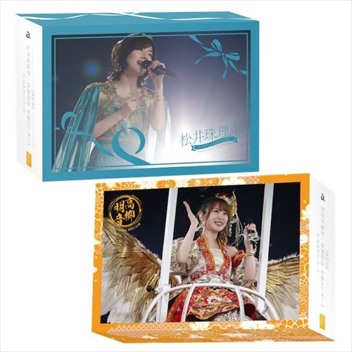 SKE48 松井珠理奈 / 高柳明音卒業コンサート in 日本ガイシホール スペシャルBlu-ray/DVD BOXBlu-ray/DVD BOX<初回生産限定盤>