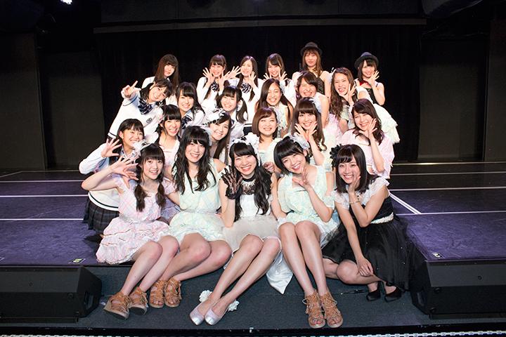 チームE『手をつなぎながら』 小林亜実 劇場最終公演|SKE48 Mobile
