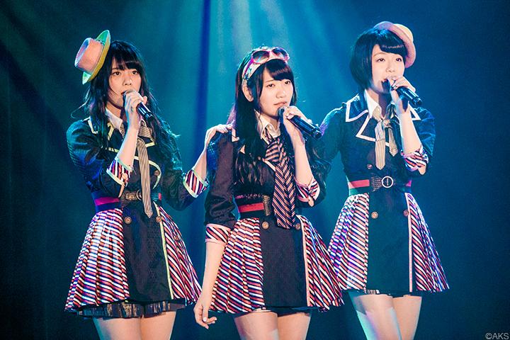 チームE『手をつなぎながら』 小林亜実 劇場最終公演 SKE48 Mobile